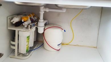 لزوم نصب دستگاه تصفیه آب خانگی