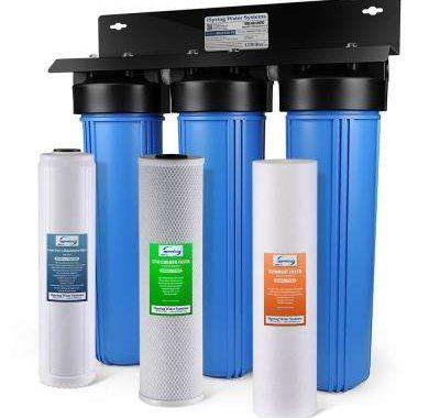 انواع فیلترهای دستگاه تصفیه آب خانگی و زمان تعویض آنها