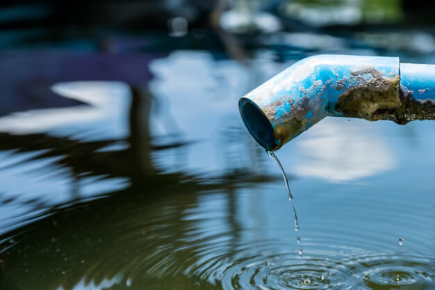 علت های آلودگی آب های زیرزمینی