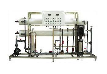 دستگاه تصفیه آب نیمه صنعتی سافت واتر 800 گالنی