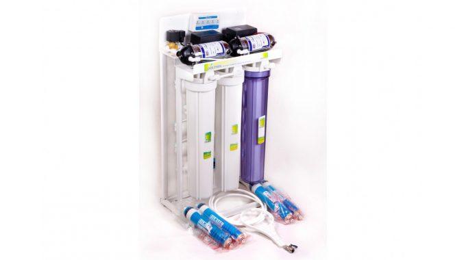 دستگاه تصفیه آب نیمه صنعتی Soft Water