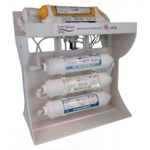 دستگاه تصفیه آب اینلاین سافت واتر1