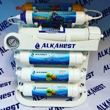 دستگاه تصفیه آب alkahest inline