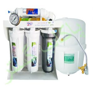 دستگاه تصفیه آب سافت واتر ۶ مرحله ای