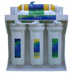 دستگاه تصفیه آب لایف واتر مدل اکو ۶ مرحله