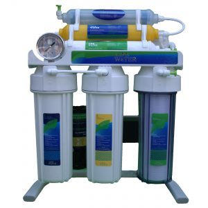 دستگاه تصفیه آب لایف واتر مدل تراست ۷ مرحله