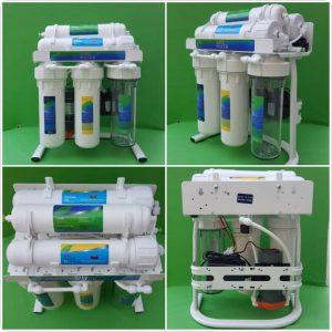 دستگاه تصفیه آب نیمه صنعتی 200 گالن